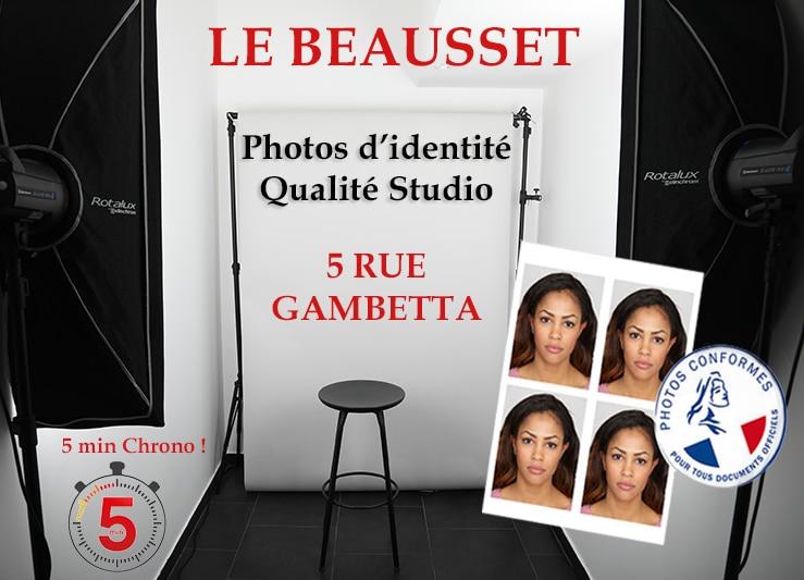 Photos identité Le Beausset