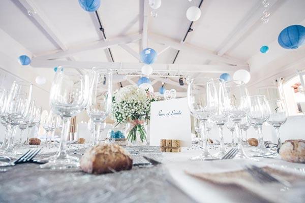 mariage au Pavillon Sully