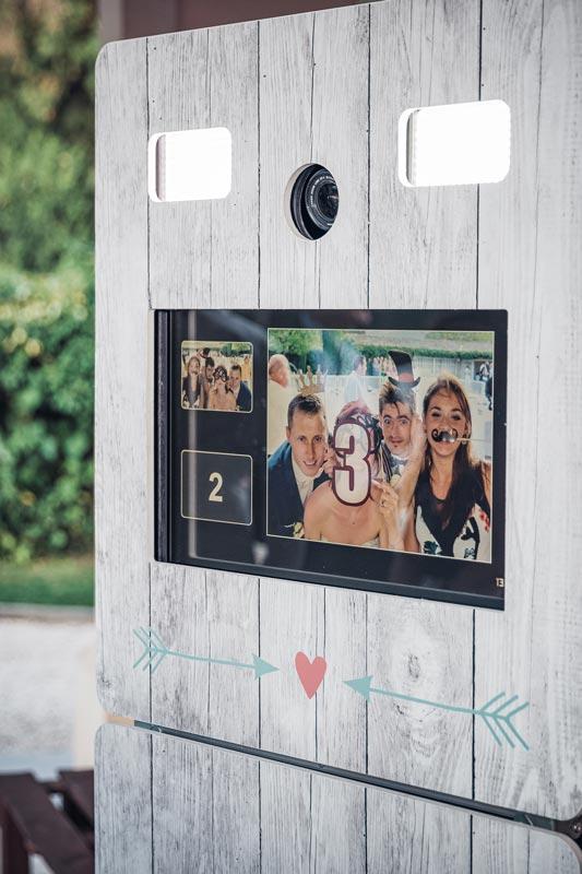 photobooth de Toulon dans le Var