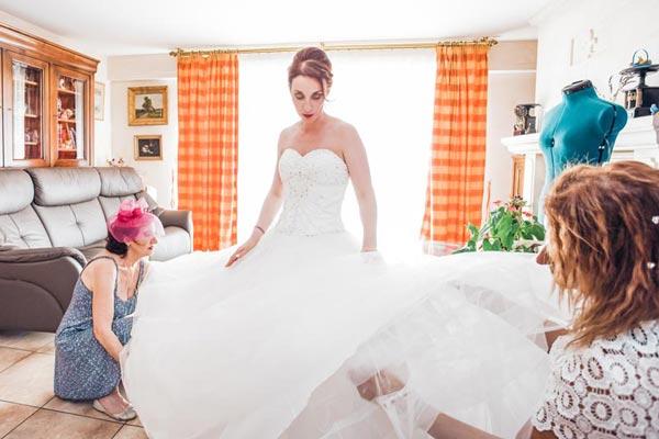 photographe de mariage à Pierrefeu du var