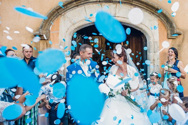 reportage de mariage dans le Var