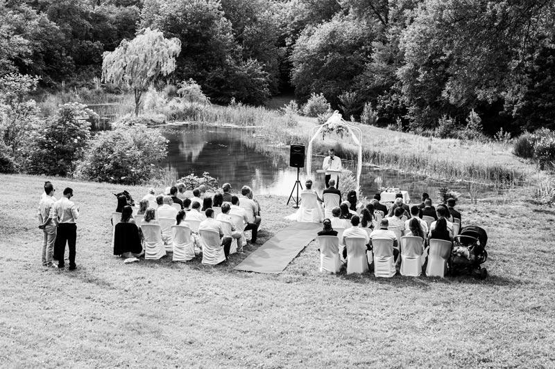 cérémonie laïque à Montrieux le Vieux