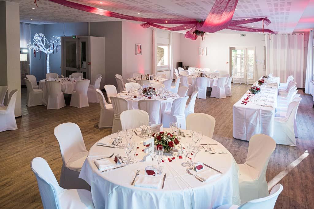 salle de mariage dans le Var