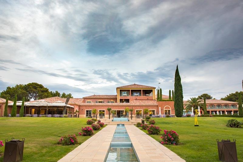 Hôtel spa du Castellet