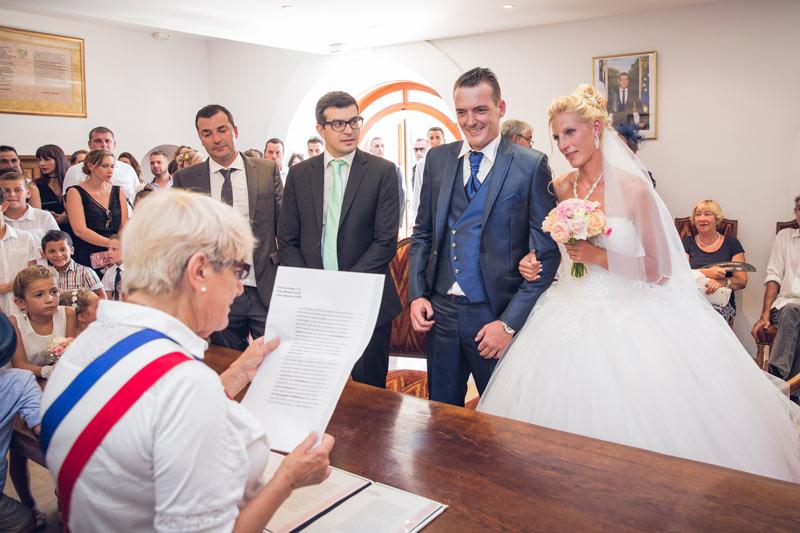 photographe de mariage au Castellet
