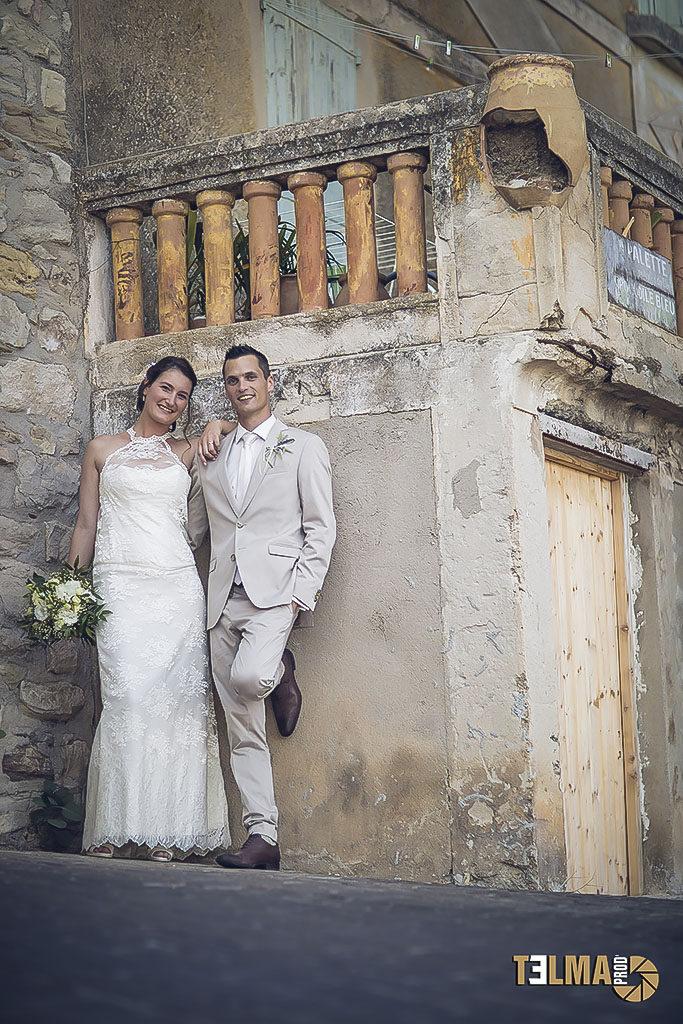 mariage Castellet