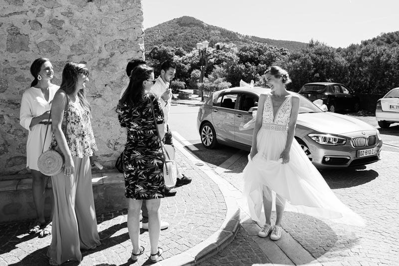 photo mariage beausset