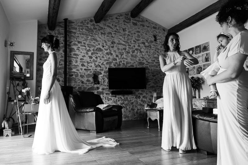 photo mariage sanary