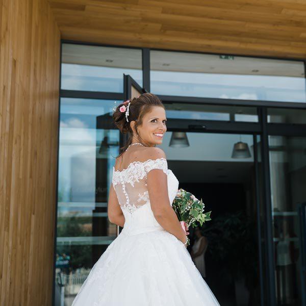 Mariage à Néoules, la Provence verte