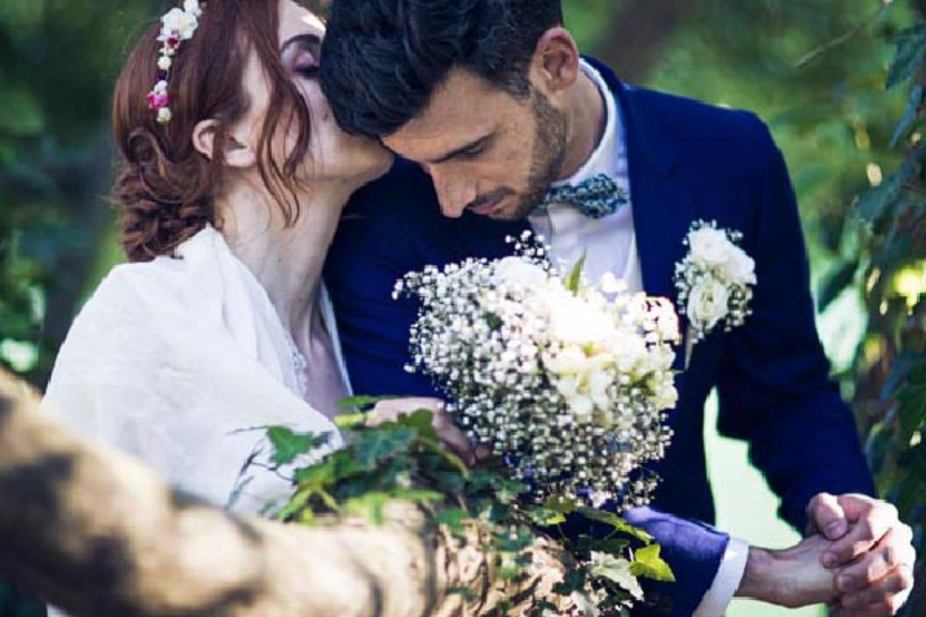 Reportage de mariage au château Sainte Roseline