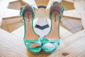 souliers de la mariée
