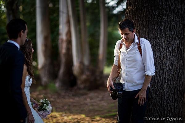 photographe de mariage à Hyères
