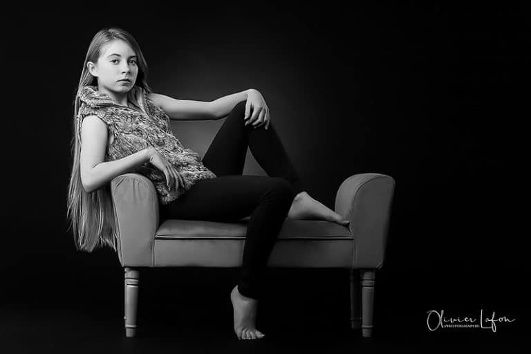 portrait adolescente photographe toulon