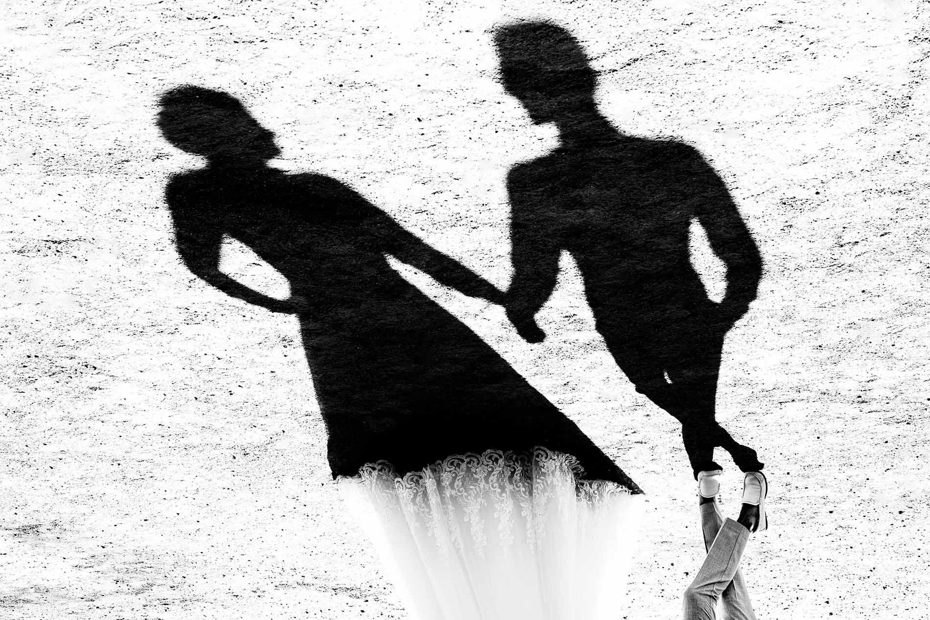 mariage a six fours les plages