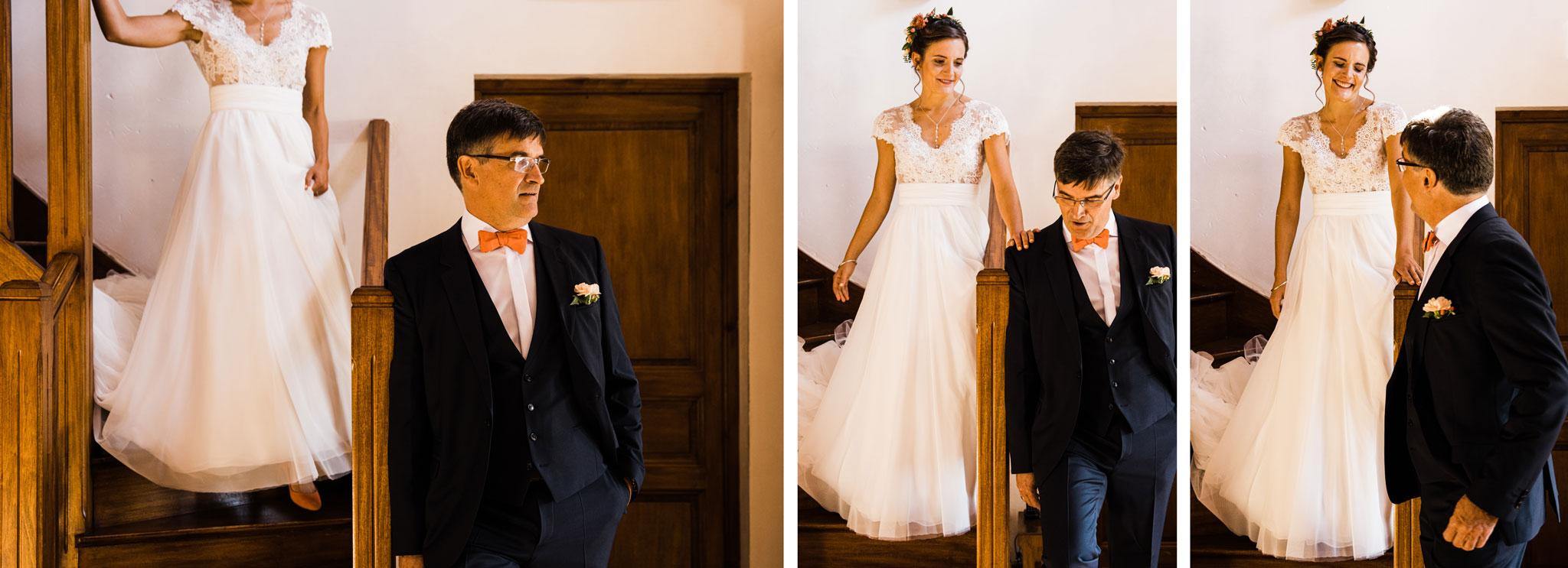 mariage au Château Marvenne