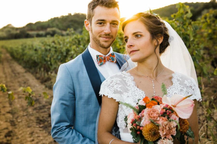 Mariage au Château Maravenne